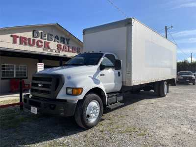 View 2015 FORD F750 - Listing #1627267