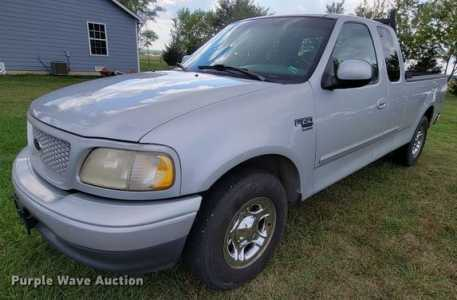 View 1999 FORD F150 - Listing #1627969