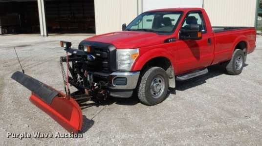 View 2011 FORD F250 XL SD - Listing #1628349