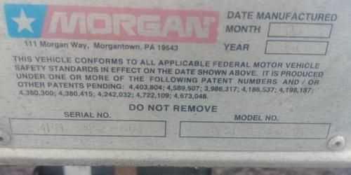 View N/A BOX MORGAN - Listing #1621337